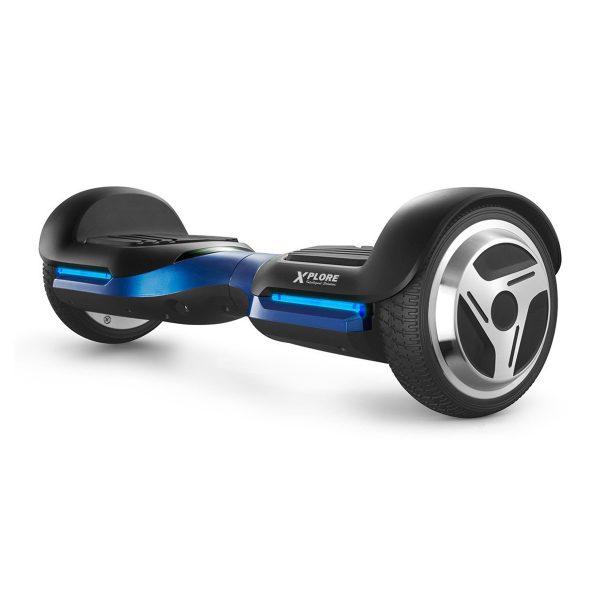 Hoverboard Xplore XP9701 črno modra barva