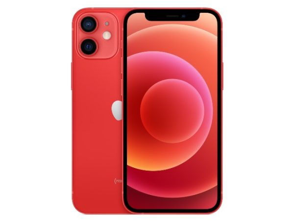 Apple iPhone 12 MINI red