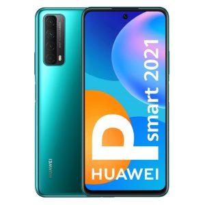Huawei P Smart 2021 Crush Green zelena
