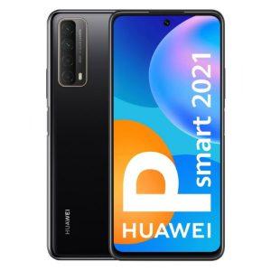 Huawei P Smart 2021 Midnight black črna