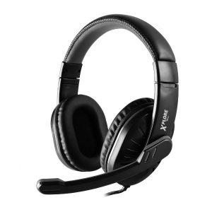 Računalniške Gaming slušalke XP5621 črne