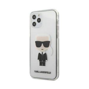 Karl Lagerfeld ovitek prozoren za Apple 12 Pro Mini Max