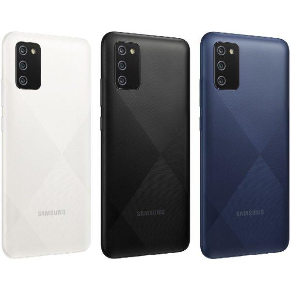 Samsung Galaxy A02s barve