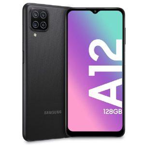 Samsung Galaxy A12 black črna