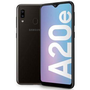 Samsung Galaxy A20e črn