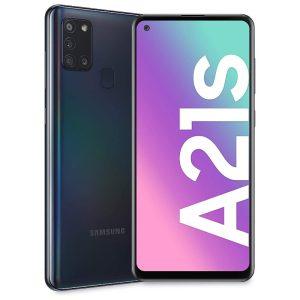 Samsung Galaxy A21S Black Črna