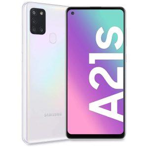 Samsung Galaxy A21S White Bela