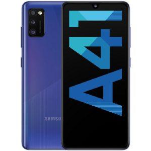 Samsung Galaxy A41 modra blue