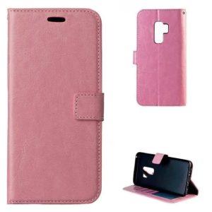 Barvna preklopna torbica roza