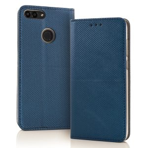 Magnetna preklopna torbica Samsung Galaxy modra