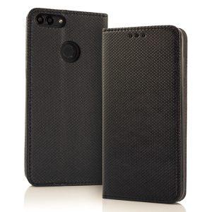 Magnetna preklopna torbica Samsung Galaxy A42 črna