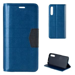 Premium zaščitna preklopna torbica Xiaomi Mi 10T pro modra