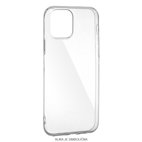 Prozoren ovitek za mobilni telefon - brezbarvni