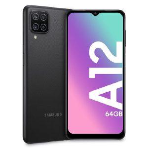 Samsung Galaxy A12 64GB black črna