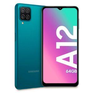 Samsung Galaxy A12 64GB blue modra