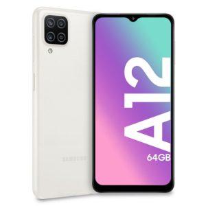 Samsung Galaxy A12 64GB white bela