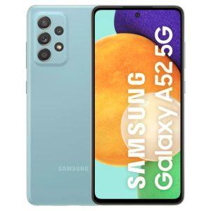 Samsung Galaxy A42 5G Awesome Blue modra