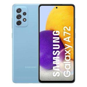 Samsung Galaxy A72 128GB SM-A725 Awesome blue modra