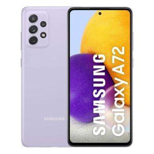 Samsung Galaxy A72 128GB SM-A725 Awesome Violet vijolična