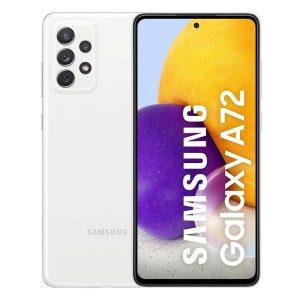 Samsung Galaxy A72 128GB SM-A725 Awesome White bela