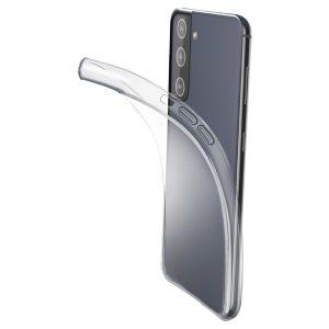 Samsung Galaxy S21 fine prozoren ovitek Cellularline FINECGALS21T
