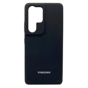 Samsung Galaxy S21 Ultra Luxury Ovitek črn