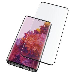 Samsung Galaxy S21 Ultra zaščitno steklo Cellularline Impact Glass Capsule