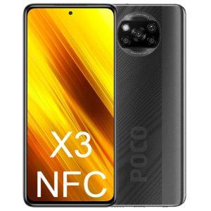 Xiaomi Pocophone X3 NFC Dual SIM Shadow Gray siva