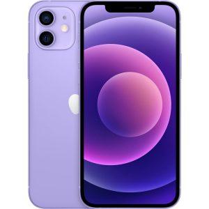 Apple iPhone 12 mini Purple vijolična