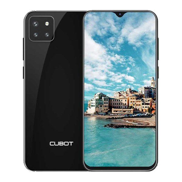Cubot X20 Pro 128GB Black črn