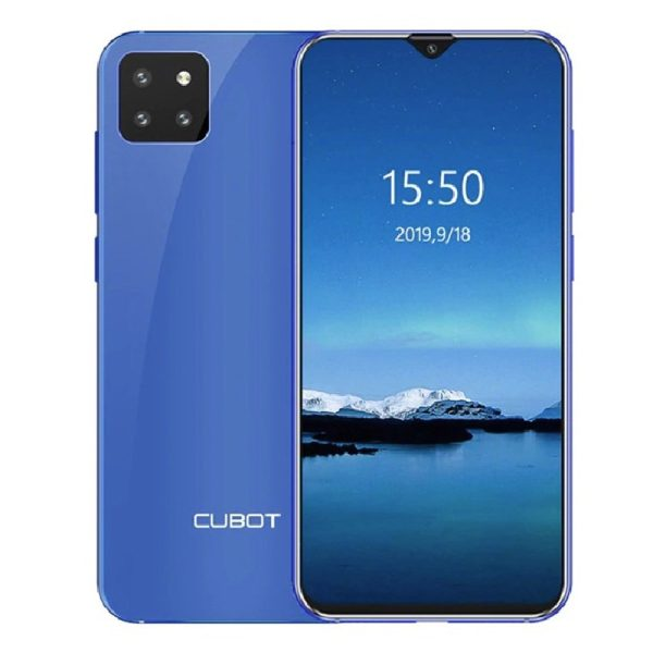Cubot X20 Pro 128GB Blue moder