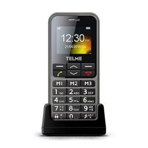 Emporia Telme C151 klasični mobilni telefon na tipke za starejše