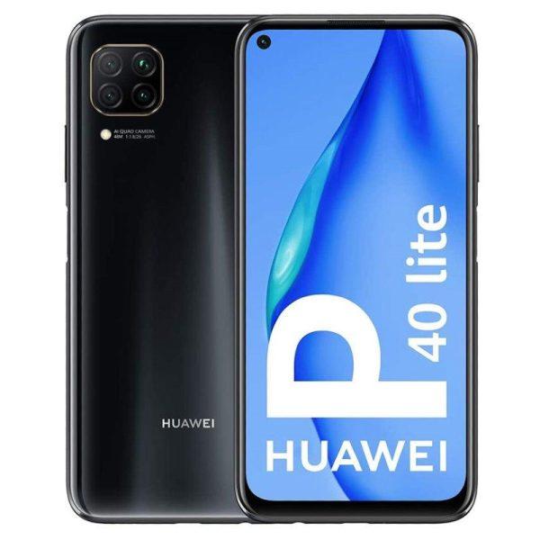 Huawei P40 Lite LTE 4G black črna