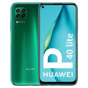 Huawei P40 Lite LTE 4G green zelena
