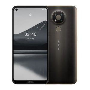 Nokia 3.4 Dusk siva