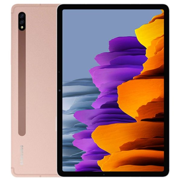 Samsung Galaxy Tab S7+ T970N 12.4 WiFi 128GB Mystic Bronze Bronasta