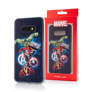 Zaščitni silikonski ovitek Avengers 001