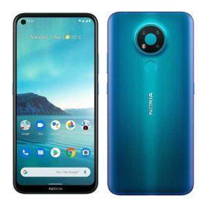 Nokia 3.4 Dual Sim 3GB 64GB Fjord Modra