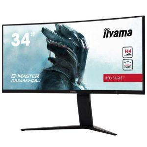 "iiyama G-Master Red Eagle GB3466WQSU-B1 monitor 34"""