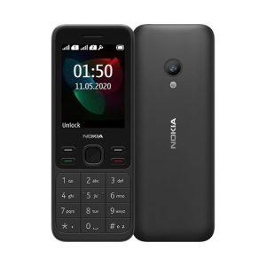 Nokia 150 (2020) Dual SIM Black Črna