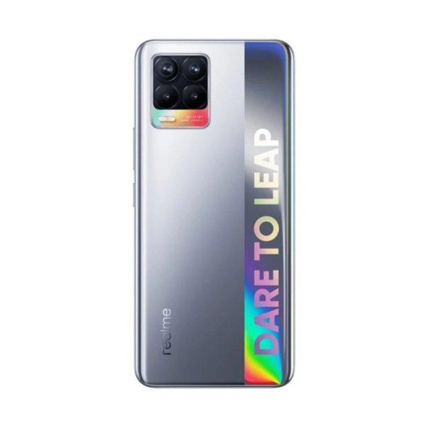 Realme 8 Dual SIM Cyber Silver Srebrna