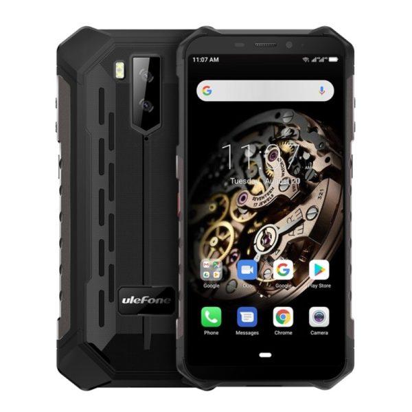 Ulefone Armor X5 Dual SIM 3GB/32GB Black Črna