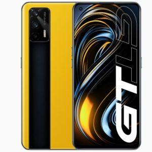 Realme GT 5G Dual SIM 12GB/256GB Racing Yellow Rumena