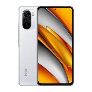 Xiaomi Poco F3 5G 128GB Dual SIM White Bela